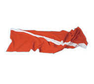 Dive Flag Beach Towel