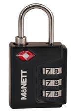 McNett TSA Lock