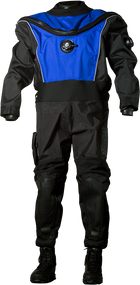 Catalyst 360 Drysuit - L Blue