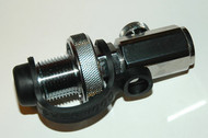 Din Fill Heavy Duty Screw Bleed - Includes Removable Restrictor