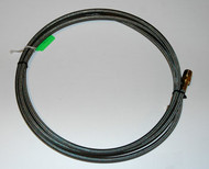 2 Foot Stainless Steel Mixing Hose