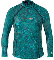 Henderson Camo Skin Rash Guard - XL