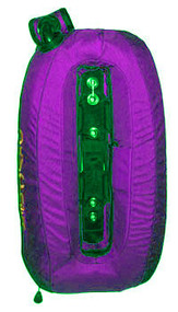 30# Mach V OxyCheq Wing - Purple