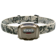 Princeton Tec Quad Headlamp - Olive Drab