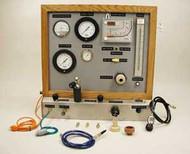 Deluxe Flow Bench- Oil Manometer