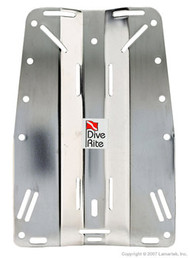 Dive Rite Stainless Steel Backplate