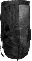 #84 Armor Rubber Coated Mesh Backpack