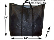 #13-65 Armor Bass Tournament Fish Weighing Bag