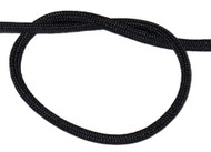 Black Paracord - Sold by The Foot