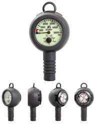 XS Scuba Pressure/Compass Combo - Meters