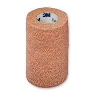 "3M™ Coban™ Self-Adherent Wrap - 4"" X 5 Yard"