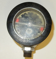 Used Vintage Poseidon Gauge - Face needs Polishing