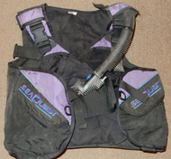 Used Seaquest Womens BC - Small