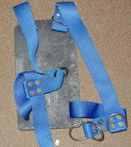 Used Miller Commercial Diving Harness - Medium