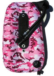 30# Mach V OxyCheq Wing - Pink Camo