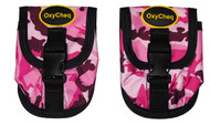 OxyCheq Medium Weight Pocket - Pink Camo - PAIR