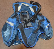 Used Parkway Scuba BC - Medium - Pool Use ONLY
