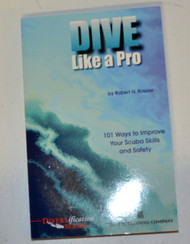 Used - Dive Like A Pro Book