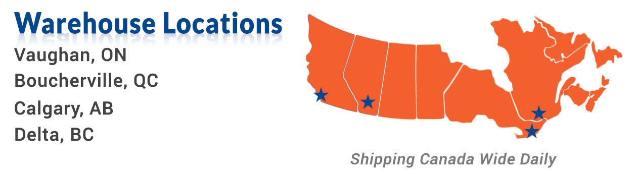Shipping Canada Wide