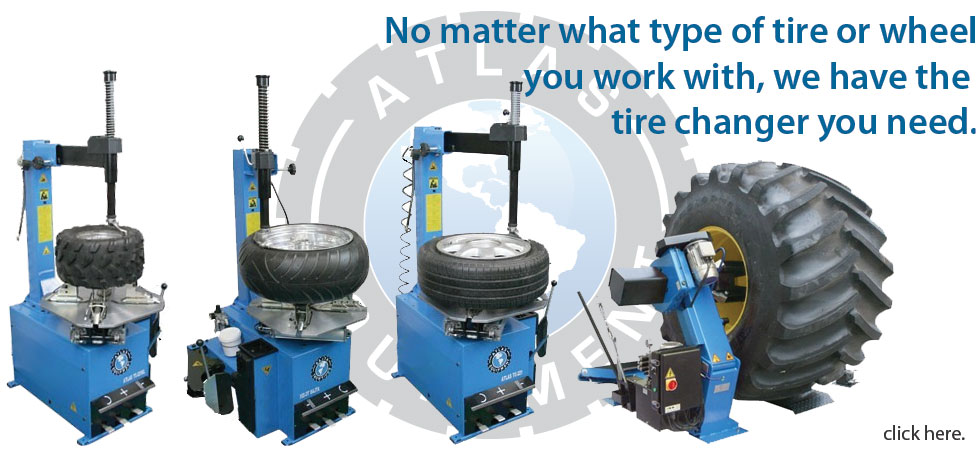 Click to see tire changers!