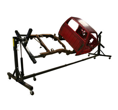 "Auto SPINS (""SIMPLE POSITION IN SECONDS"") Rotisserie W/ Balance Bolt 3,000 Lbs. Capacity"