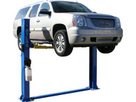 Atlas BP9000 2 Post Bottom Place Lift (9,000lbs Capacity)