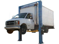 Atlas PV-10HP EXTRA HEIGHT 2 Post Overhead Lift (10,000lbs Capacity) Professional Value
