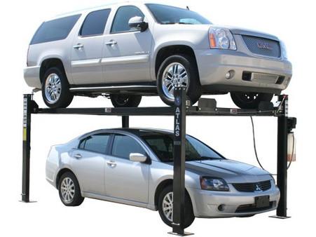 Atlas Garage Pro 8,000 4 Post Car Lift