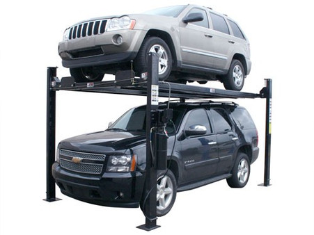 Atlas Garage Pro 8,000 EXT 4 Post Car Lift