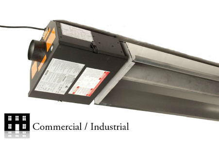 Sunray SR Series 150,000BTU Industrial/Commercial Heater