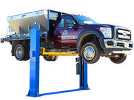 Atlas BP12000 2 Post Bottom Plate Lift (12,000lbs Capacity)