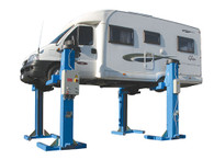 Atlas 22,000lbs Light Commercial & RV Mobile Column Lift