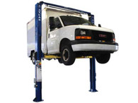 Atlas Certified Apex-10H Overhead 10,000 lbs. Capacity Adjustable Height 2 Post Above Ground Lift (EXTRA TALL)