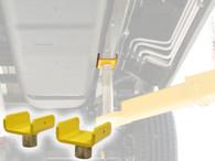 "Atlas® Frame Adapters (1 1/2"" Peg), (Set of 2)"