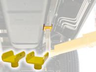 "Atlas® Frame Adapters (1 3/8"" Peg), (Set of 2)"
