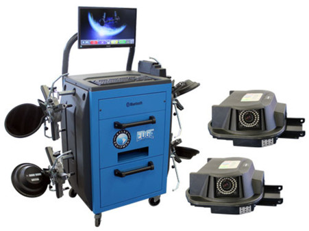 Atlas Cyclops Alignment Machine With IC3D TowerFree Technology