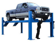 Atlas 14KOF-EXT Garage Pro Open Front 4 Post Alignment Lift (COMMERCIAL GRADE,EXTRA LONG)