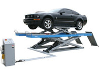 Atlas® 12AWFSL 12,000 Lbs. Capacity Alignment Scissor Lift with Wheels-Free System