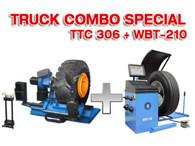 COMBO - TRUCK - TTC306 + WBT-210