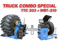 COMBO - TRUCK - TTC303 + WBT-210