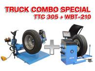 COMBO - TRUCK - TTC305 + WBT-210