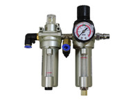 Lubricator / Filter / Regulator Assembly For Tire Changers
