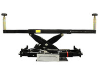 Atlas RJ-8000 Air/Hydraulic Center Rolling Jack 8,000 Lbs. Capacity with Truck Adapters
