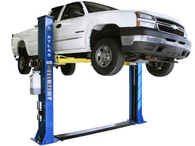 Apex 9BP Bottom Plate 9,000 lbs. Capacity, 2 Post Above Ground Lift - ALI Certified