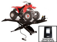 Atlas HT-ACL Cycle Lift XLT Includes ATV/UTV Width Side Extensions and Dolly