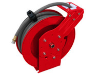 "33 Ft. 3/8"" ID Metal Retractable Air Hose Reel"