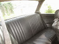 Upholstery for Rear Seat Covers (Black) or call for colors