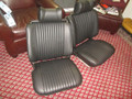 BMW 2002 Front Seat Covers