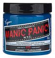 Manic Panic Atomic Turquoise