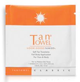 Tan Towel Classic 1 Packet Full Body Application